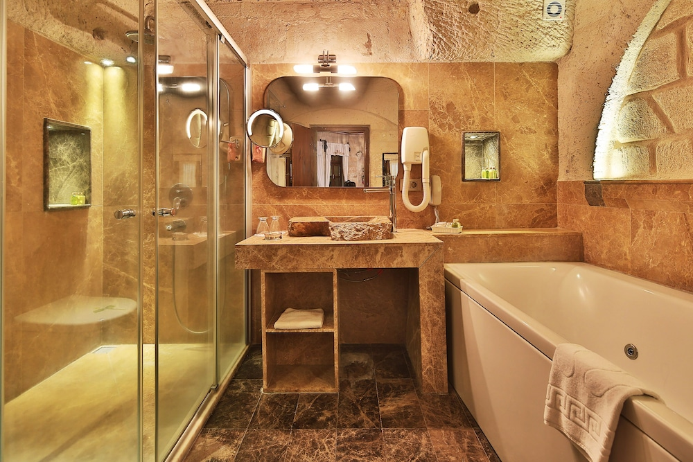 Bathroom, Cappadocia Cave Suites Boutique Hotel - Special Class