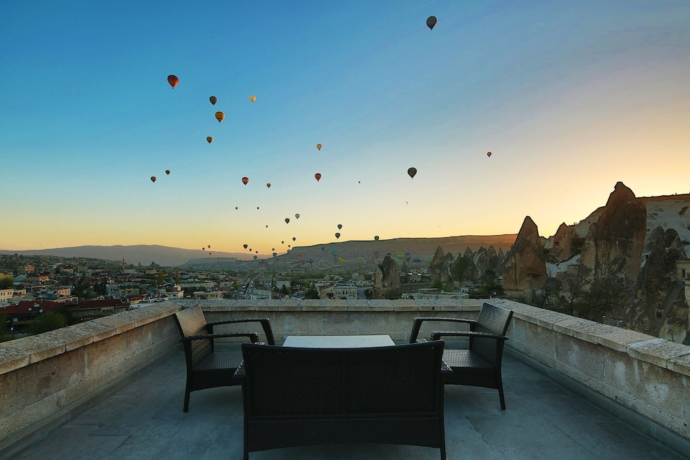 Terrace/Patio, Cappadocia Cave Suites Boutique Hotel - Special Class