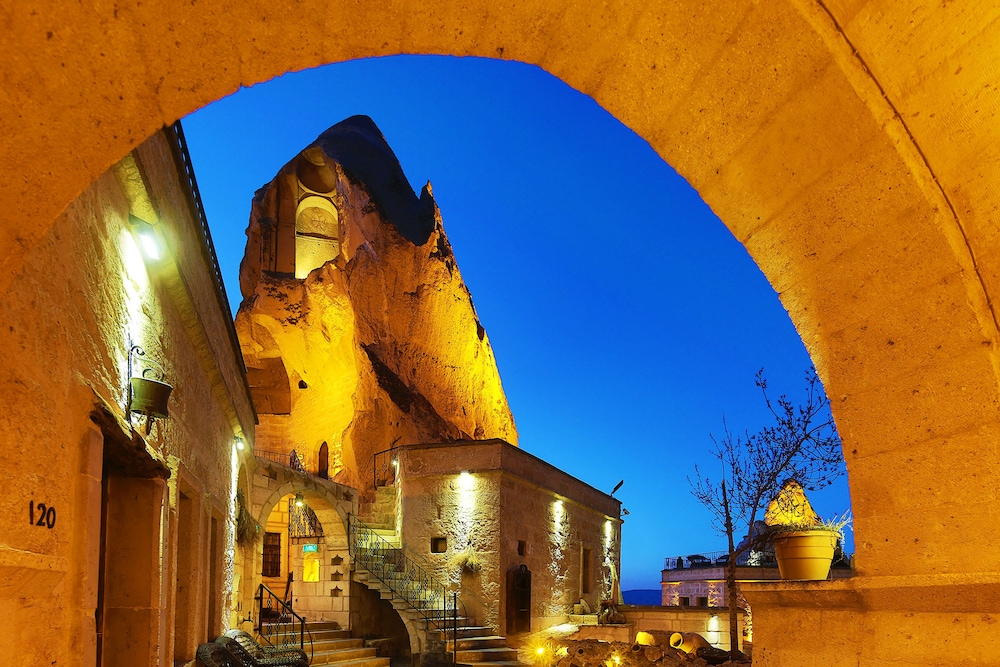 Property Entrance, Cappadocia Cave Suites Boutique Hotel - Special Class