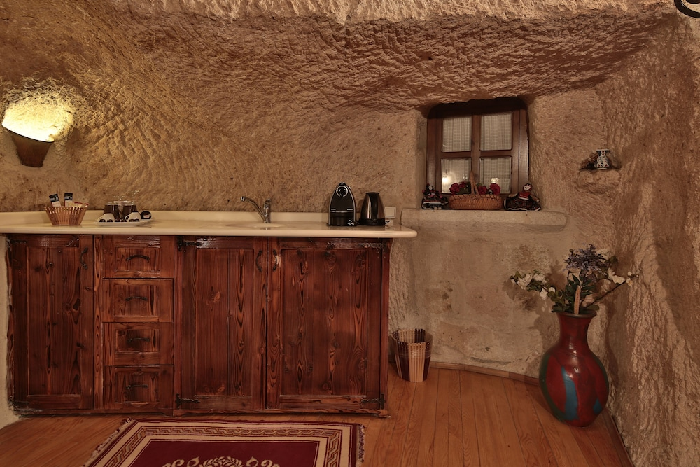 Private Kitchenette, Cappadocia Cave Suites Boutique Hotel - Special Class