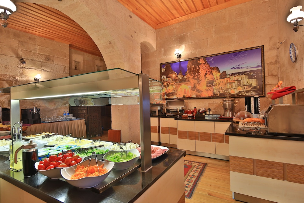 Breakfast buffet, Cappadocia Cave Suites Boutique Hotel - Special Class
