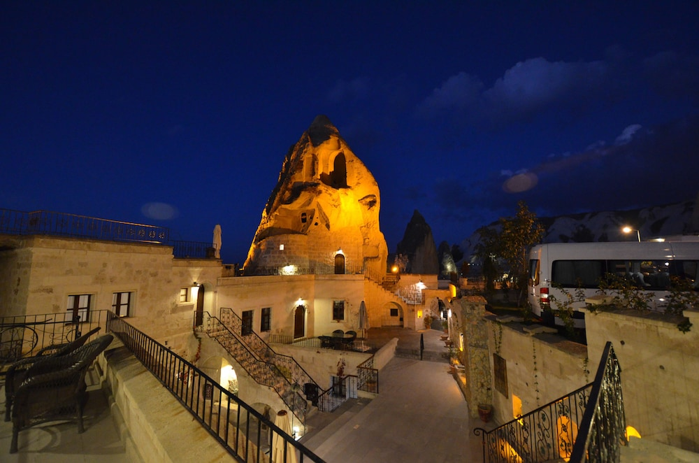 Front of Property - Evening/Night, Cappadocia Cave Suites Boutique Hotel - Special Class