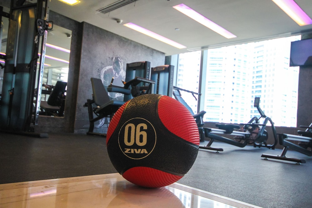 Gym, Media One Hotel Dubai