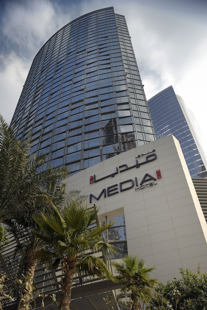 Exterior, Media One Hotel Dubai