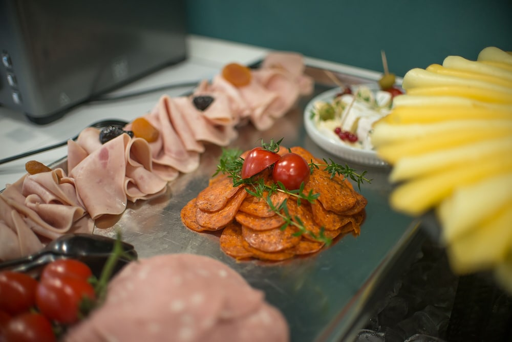 Breakfast buffet, Civitas Boutique Hotel Sopron