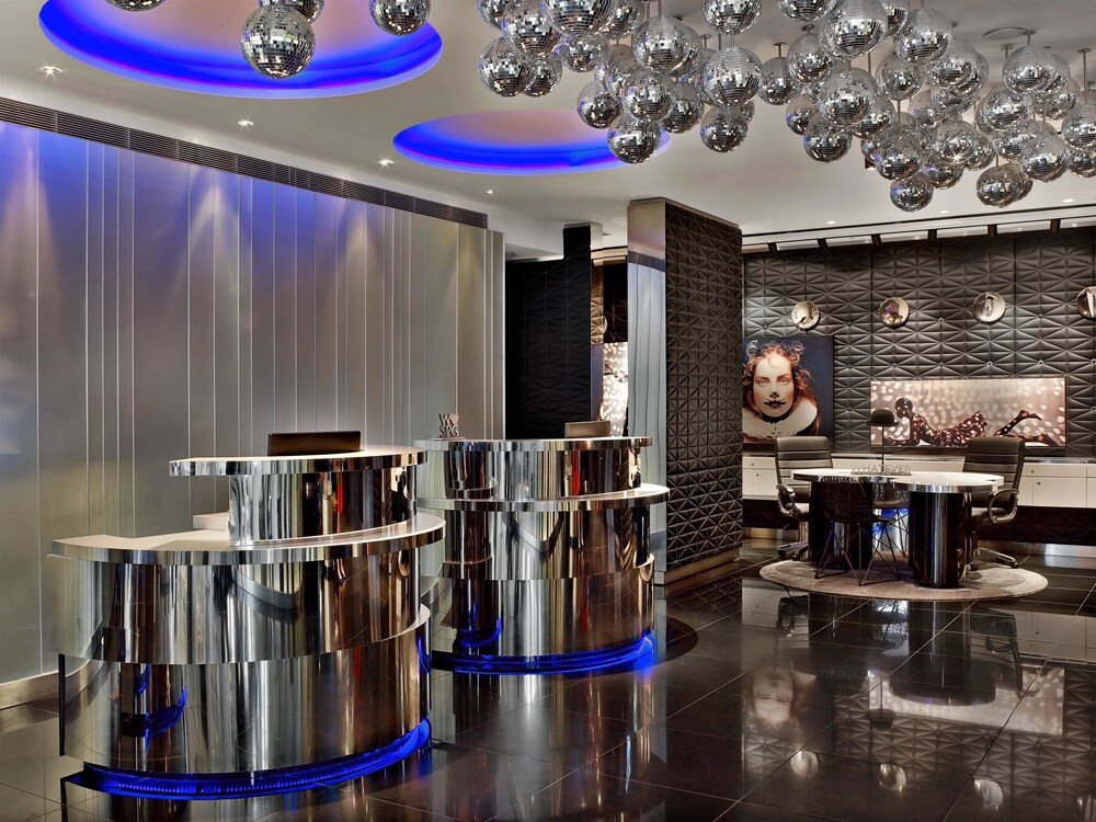 W london leicester square reviews photos rates for Design hotel employee rate