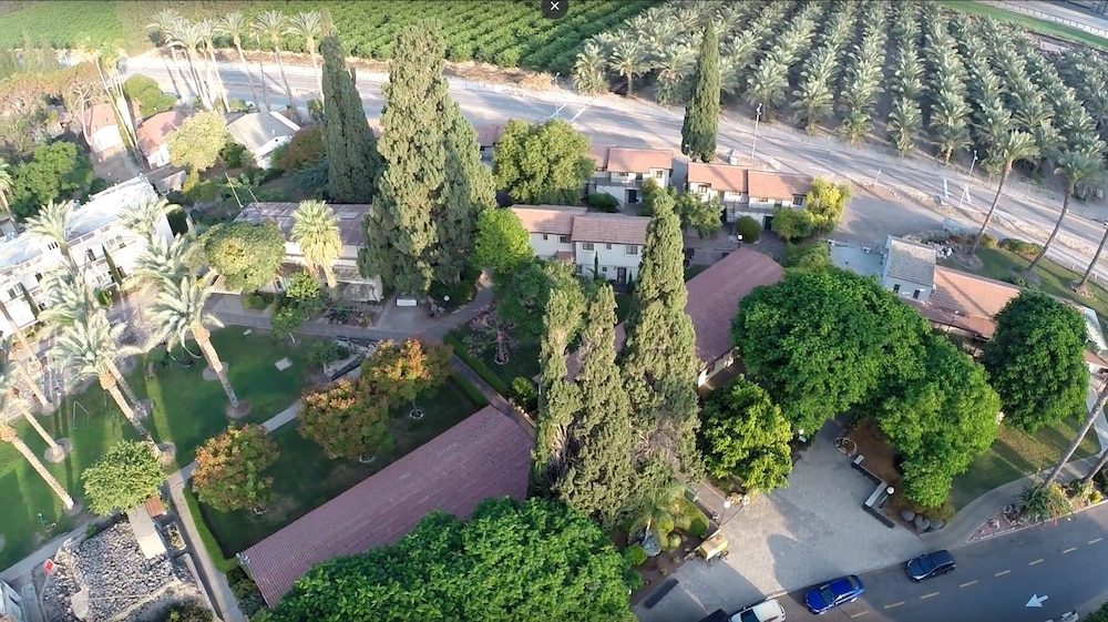 Aerial View, Degania B Country lodging