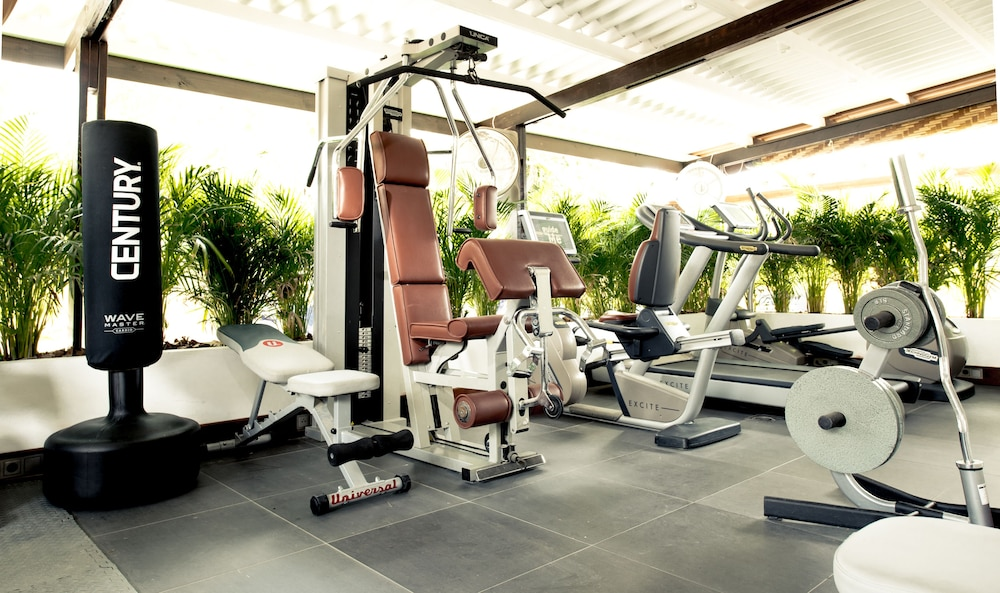 Gym, Baoase Luxury Resort