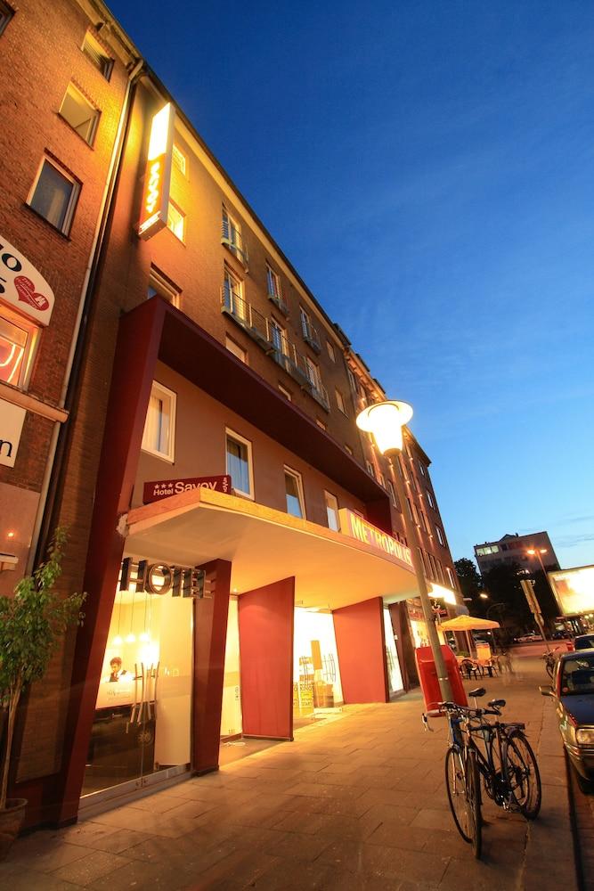 Novum Hotel Hamburg Mitte