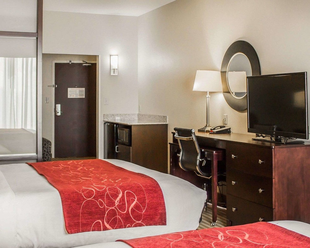 Room, Comfort Suites East Broad at 270