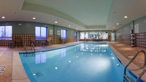 Indoor Pool, Holiday Inn Express Hotel & Suites Richwood-Cincinnati South