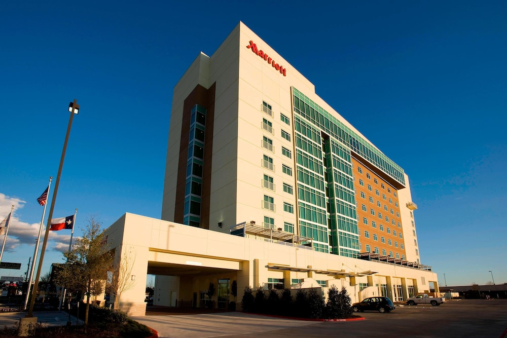 Exterior, Houston Marriott Energy Corridor