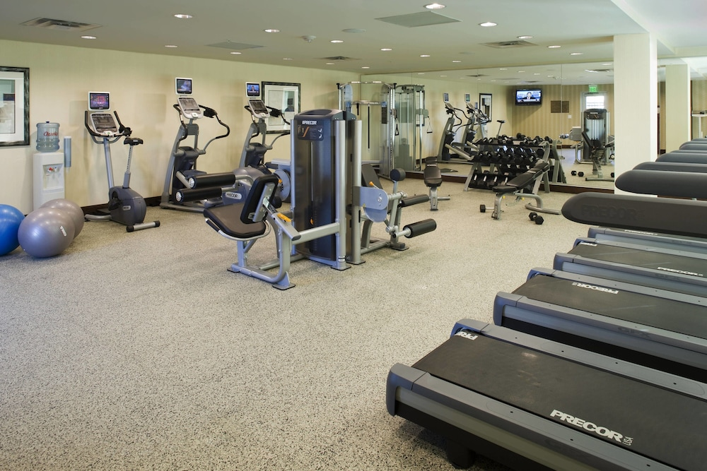 Fitness Facility, Houston Marriott Energy Corridor