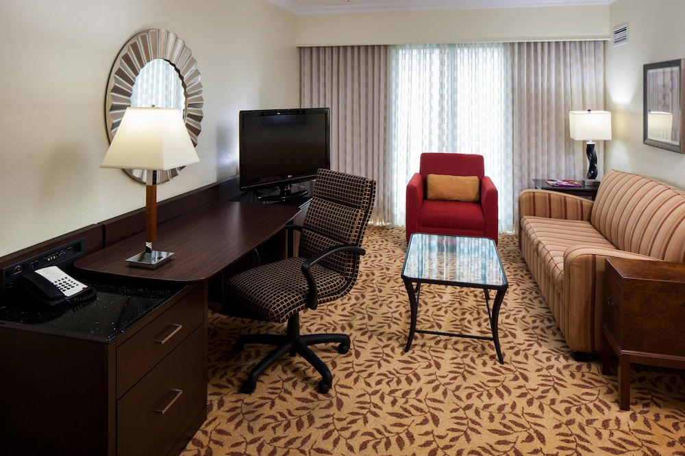 Room, Houston Marriott Energy Corridor