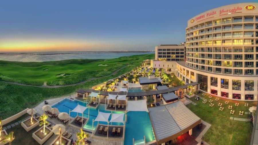 Crowne Plaza Abu Dhabi Yas Island, an IHG Hotel