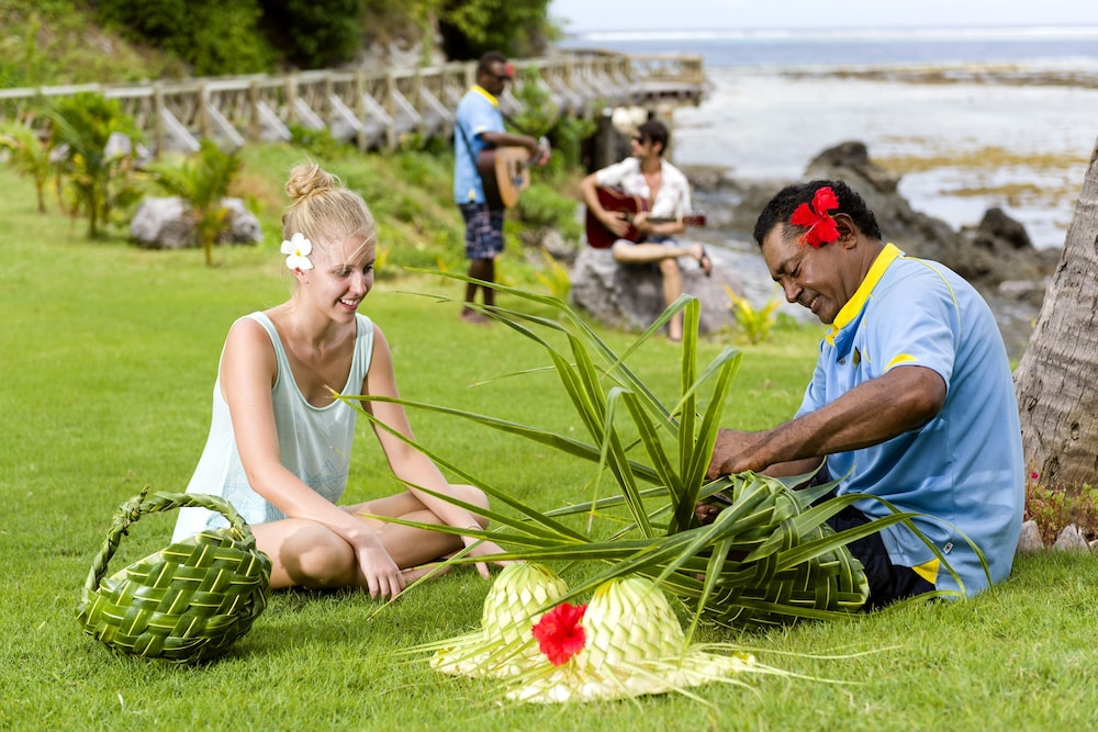 Property Amenity, Matamanoa Island Resort