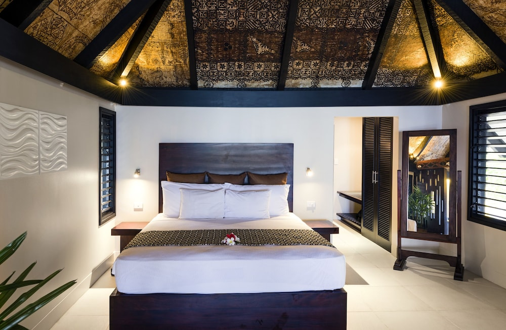 Room, Matamanoa Island Resort