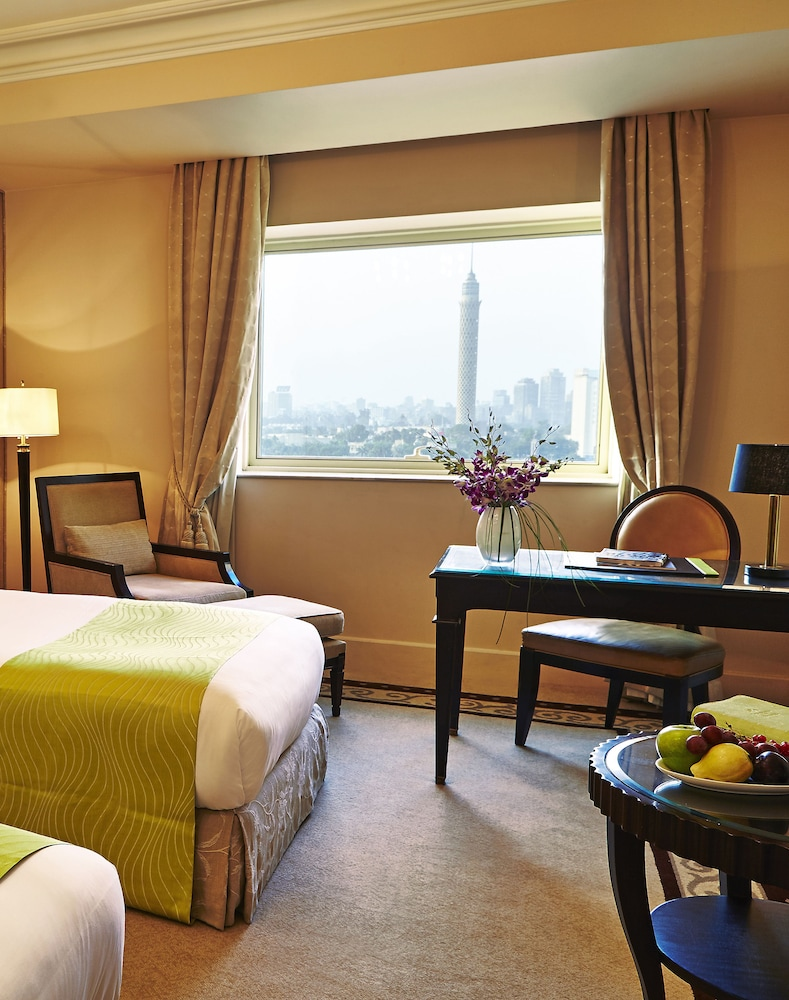 City View, Kempinski Nile Hotel Cairo