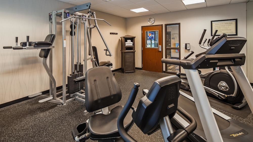 Fitness Facility, Best Western Plus Chain of Lakes Inn & Suites