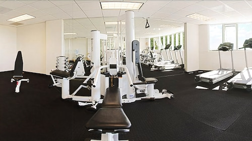 Fitness Facility, Costa Bahia Hotel & Convention Center