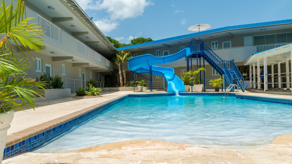 Waterslide, Costa Bahia Hotel & Convention Center