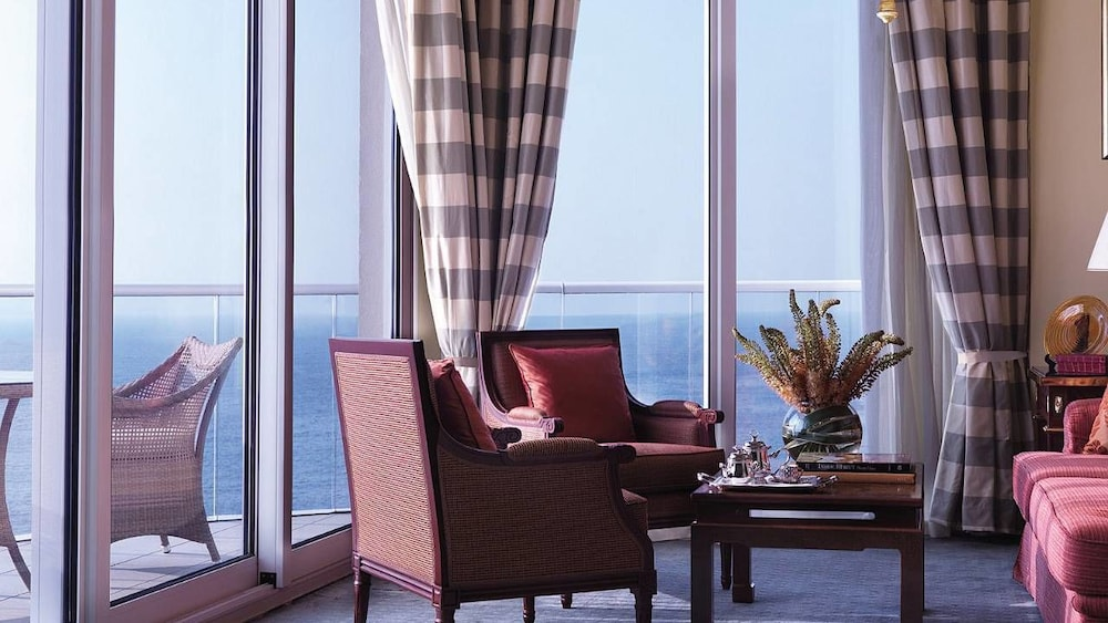 Living Area, Four Seasons Hotel Beirut