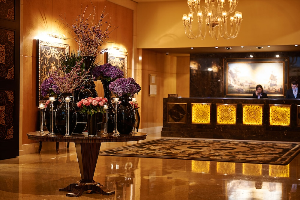 Reception, Four Seasons Hotel Beirut