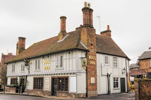 Bull Hotel Halstead by Greene King Inns