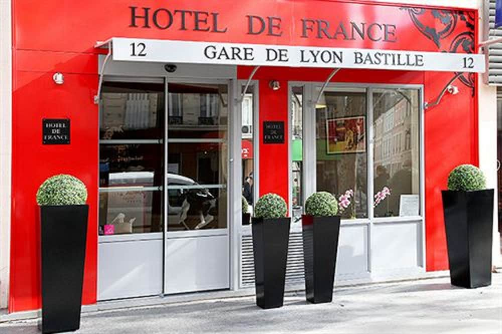 Book Hotel De France Gare De Lyon Bastille Paris Hotel Deals