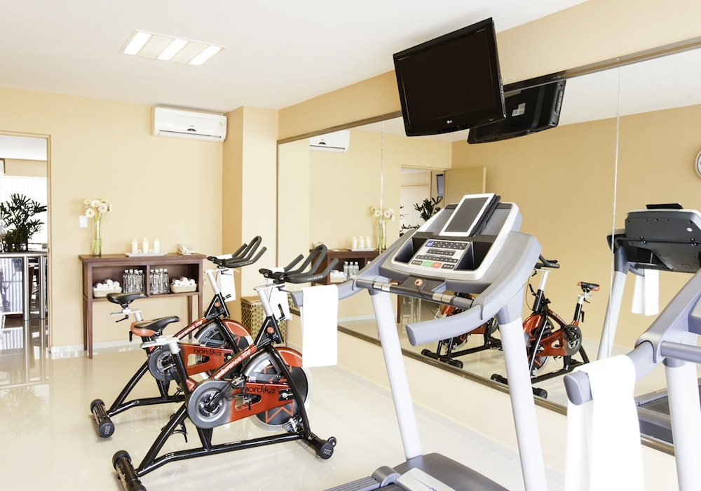 Gym, Mision Express Merida Altabrisa