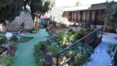 The Safed Inn