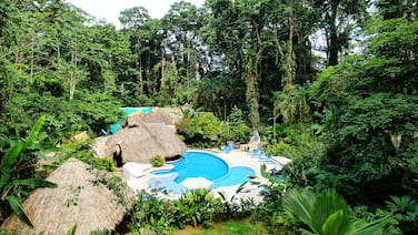 Cariblue Beach and Jungle Resort