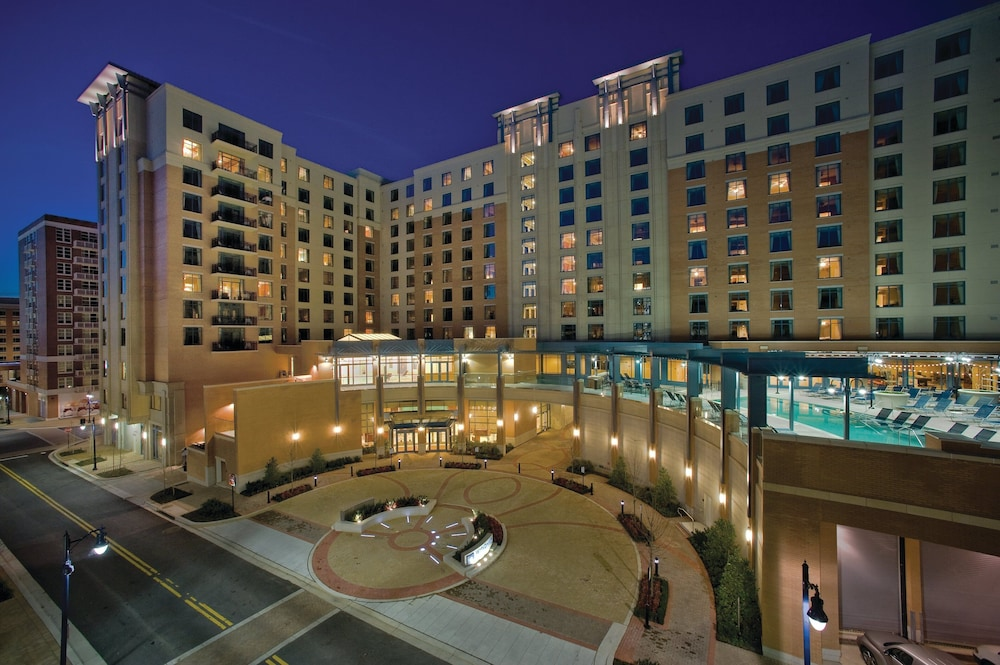 Exterior, Club Wyndham National Harbor
