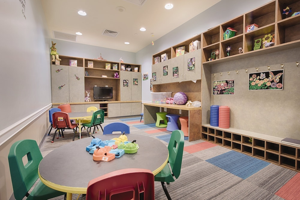 Children's Area, Club Wyndham National Harbor