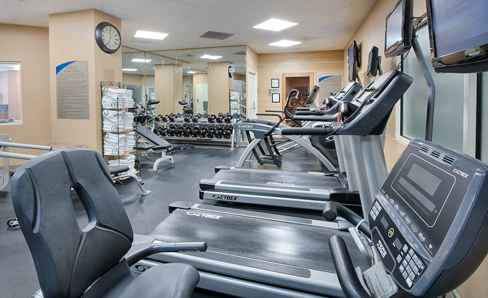 Fitness Facility, Club Wyndham National Harbor
