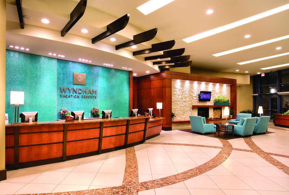 Reception, Club Wyndham National Harbor
