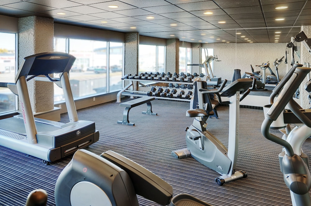 Fitness Facility, Stonebridge Hotel Fort St. John