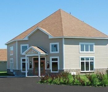 Front of Property, Villegiature Deux Rivieres Resort