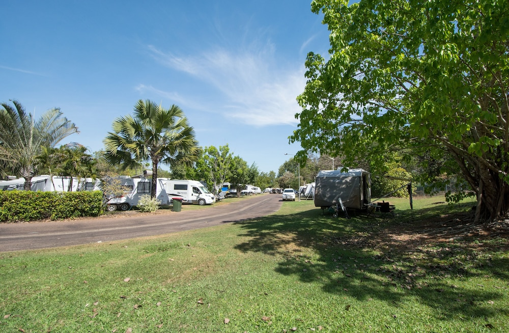 Property Grounds, Hidden Valley Holiday Park