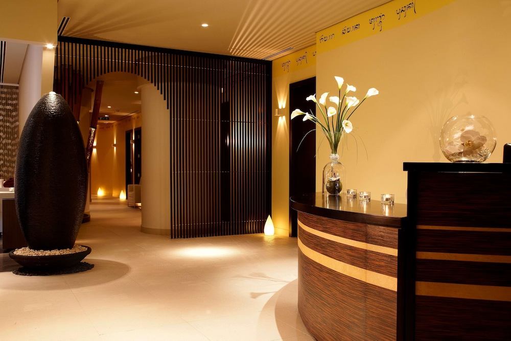 Spa, Park Plaza Westminster Bridge London