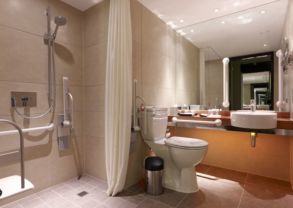 Bathroom, Park Plaza Westminster Bridge London