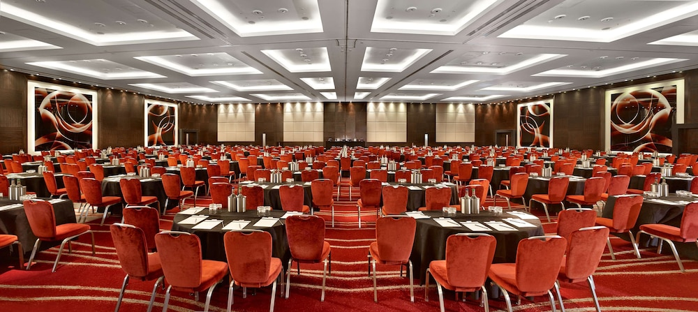 Ballroom, Park Plaza Westminster Bridge London