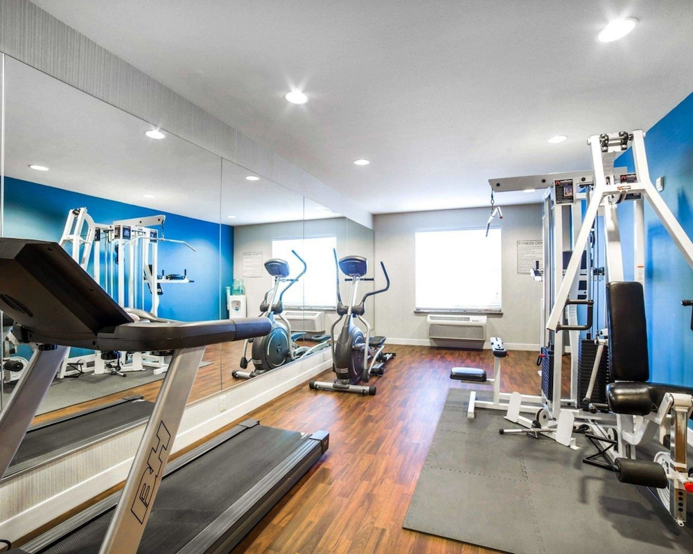 Fitness Facility, Comfort Suites Fernley