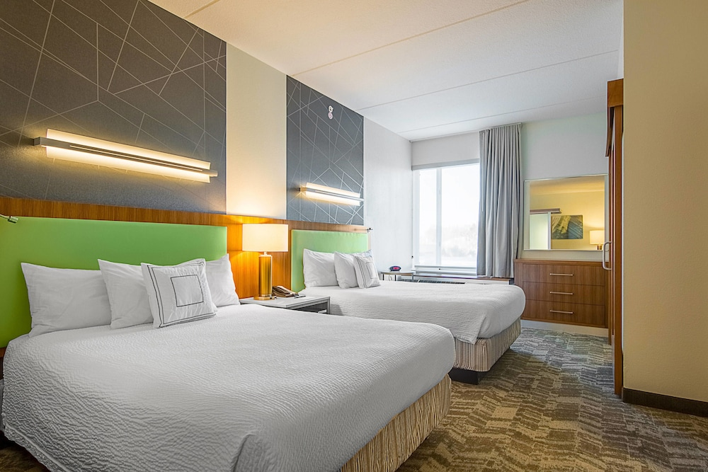 Springhill Suites By Marriott Tampa Northi 75 Tampa Palms Tampa
