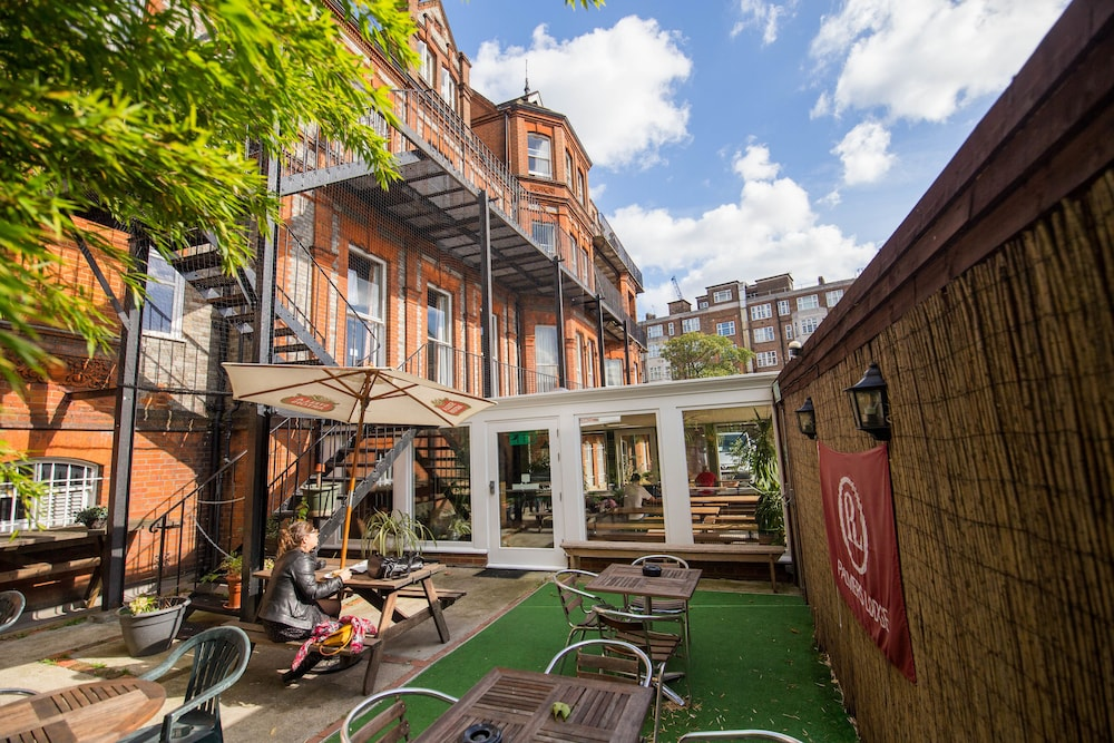Palmers Lodge Swiss Cottage Hostel In London Hotel Rates Reviews On Orbitz