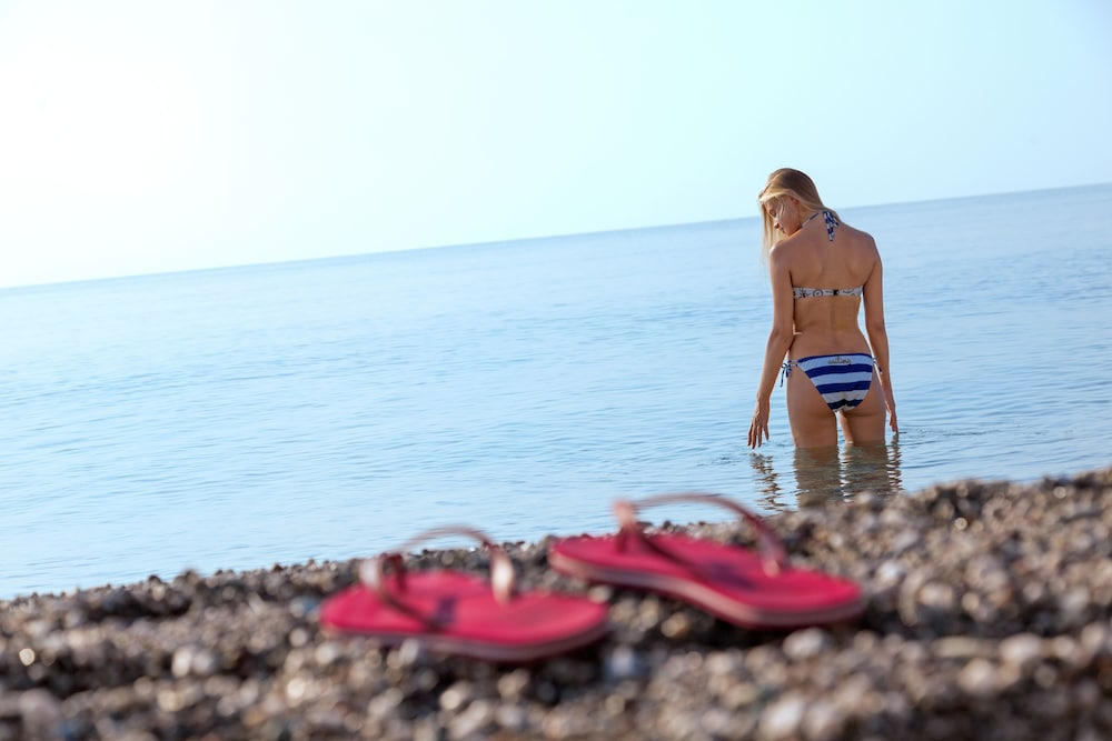 Beach, Crowne Plaza Hotel Antalya