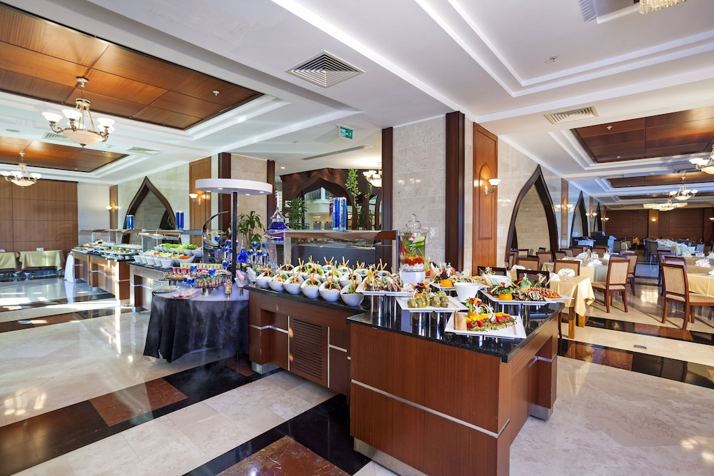 Restaurant, Crowne Plaza Hotel Antalya