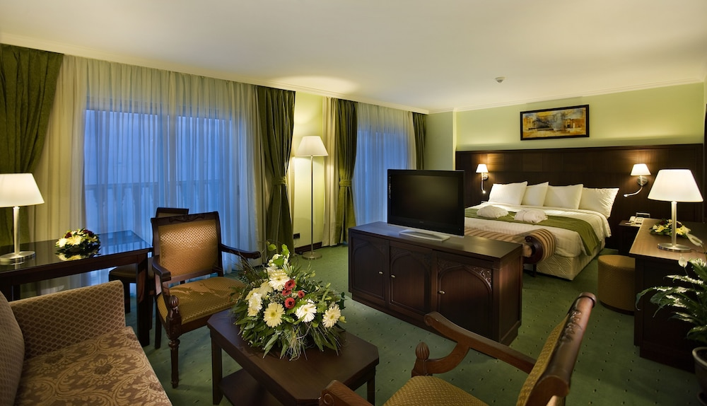 Room, Crowne Plaza Hotel Antalya