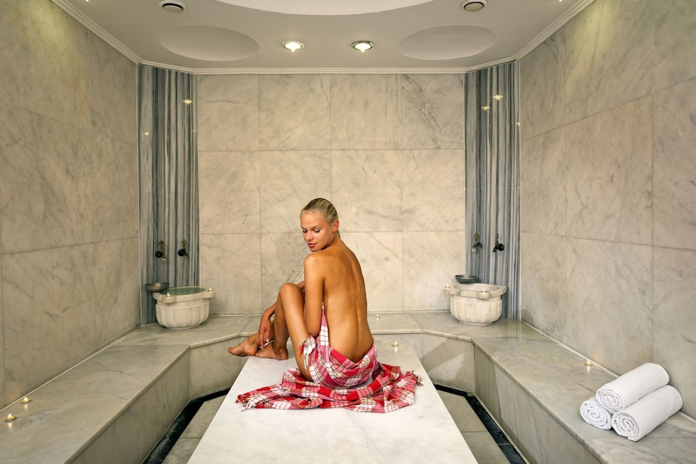 Turkish Bath, Crowne Plaza Hotel Antalya