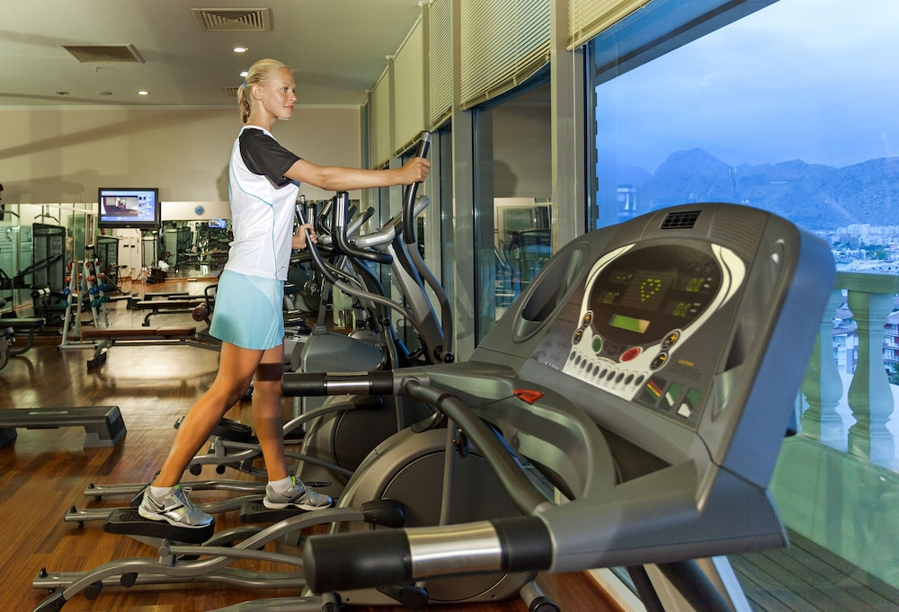 Gym, Crowne Plaza Hotel Antalya